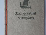 Sammelbilderalbum. Vom Wikinger-Schiff zum Düsenjäger. Wanne-Eickel, Bilder - und Werbedienst - Königsbach-Stein