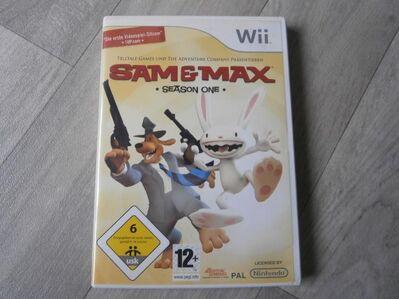 Sam & Max: Season One - Wii - Offenbach (Main) Bieber
