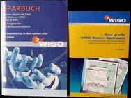 2 WISO Bücher – Steuer - Sparbuch und Tipps und Tricks - Niederfischbach