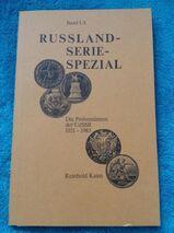 Russland Serie Spezial Band I.A  Buch