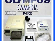 Olympus P-150E CAMEDIA Thermosublimationsdrucker + 50 Blatt + ZBH - Nürnberg