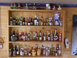 Miniaturfläschchen-Sammlung