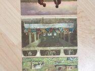 3 Ansichtskarten als Kunstdruck um 1950 in 28279