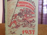 Heinzelmann 1937 - Allerhand aus Kinderland / Heft Kalender / Geschichten - Zeuthen