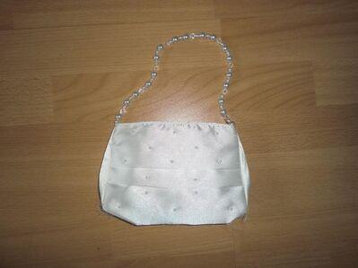 Haarreif und Tasche - passend zum Erstkommunionkleid - zu verkaufen - Walsrode