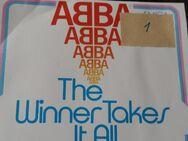 Schallplatte AMIGA ABBA THE WINNER TOKES IT ALL