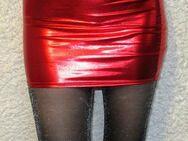Minirock,Rock,Kleid,Rot