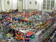 LEGO EISENBAHN-ANLAGE - Weißenfels