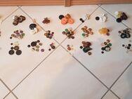 Knöpfe, bunte 300 Stück, Knöpfe 1 - 3,5 cm - Leverkusen