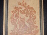Die rote Koppel - eine Fuchsgeschichte - Svend Fleuron 1925 - Nürnberg