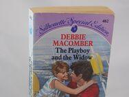 Debbie Macomber - The playboy and the widow - 0,80 € - Helferskirchen