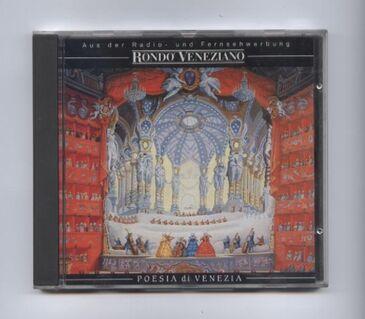 Poesia Di Venezia - Rondò Veneziano 1988 - Nürnberg