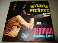 "Wilson Pickett - Deborah / Jealous Love (1968) Atlantic 7"" Single (VG+/ NM) - Groß Gerau"