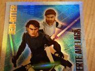 TOPPS Star Wars Force Attax - FA-LE3 - JEDI-RITTER- DIE REPUBLIK - Dannenberg (Elbe) Zentrum