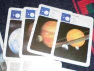 Raumfahrt Weltall Kartenspiel DDR UdSSR Alt - Bottrop