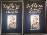 Der Krieg 1914-19 in Wort und Bild Band 2&3