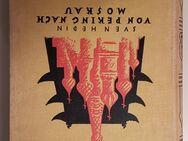 Sven Hedin, Von Peking nach Moskau. Leipzig 1924 - Hagen (Stadt der FernUniversität)