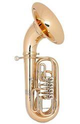 Miraphone Bellfront / Oberkrainer - Bariton 56B. Goldmessing. Neuware