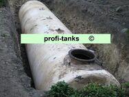 LW30 Stahltank 30.000 L GEBRAUCHT Löschwassertank Löschwasserbehälter Erdtank Wasserzisterne Lagerbehälter Wassertank Zisterne - Nordhorn