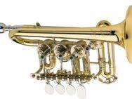 Meister J. Scherzer Hoch C - Piccolotrompete, Mod. 8110-L, Neuware / OVP