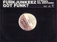 Schallplatte Vinyl 12'' Maxi-Single - The FunkJunkeez - Got Funk? - 4 Tracks - Königs Wusterhausen