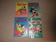 Micky Maus 1951 Nummer Eins, Zwei, Drei, Vier Nachdruck Verlag 1985 - Bottrop