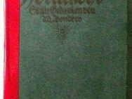 Heimkehr - stille Gedanken - 6. Auflage von 1922 - Niederfischbach