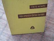 Von Meisterfotos lernen. Fotografie. Gebundene Ausgabe ohne Jahresangabe. Wilhelm Knapp Verlag. Fritz Kempe (Autor) - Rosenheim