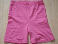 Mädchen Hose Kinder Shorts kurz Radlerhose kurze Leggings Bermuda Leggins pink rosa Gr. 122 NEU - Sonneberg