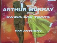 Arthur Murray - Swing Fox Trots (Ray Anthony & his orchestra) - Frankfurt (Main) Sachsenhausen-Süd