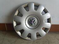 Radzierblende Polo Original VW zu verkaufen 15 Zoll - Baunatal Zentrum