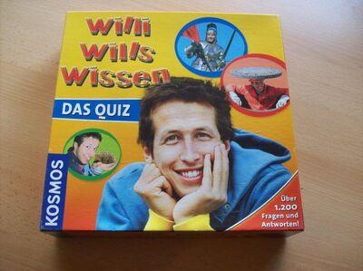 Quiz-Willi wills wissen - Erwitte