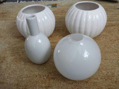 Vasen im Set. Preis für alle 4 - Kassel Brasselsberg