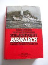 Schlachtschiff Bismarck, 2. Auflage 1990