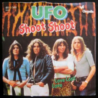 UFO - Shoot Shoot (Single) - Niddatal Zentrum