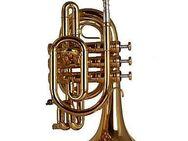 Neue Malte Burba Profi - Pocket Trompete in B aus dem Hause Kühnl & Hoyer - Hagenburg