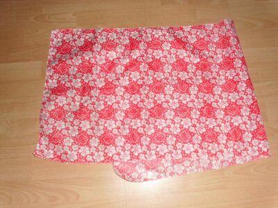 Halstuch von Sanrio, rosa-weiß mit Hello Kitty, NEU - Bad Harzburg
