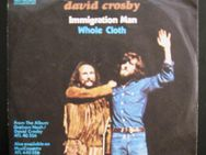 Graham Nash & David Crosby - Immigration Man (Single) - Niddatal Zentrum