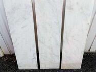 Marmor Carrara Fensterbänke, 3 Stck. komplett - Simbach (Inn)
