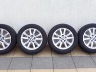 4 x Sommerreifen 225/50 R16 92V auf BMW Alu Felgen - Waghäusel