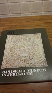 du 361. 3/1971 (Monatsschrift für Kultur). LEITTHEMA: Das Israel Museum in Jerusalem. - Rosenheim