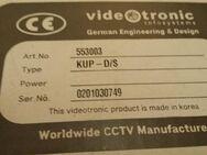 videotronic KUP-D/S 553003 Dom Kamera Neu OVP - Berlin