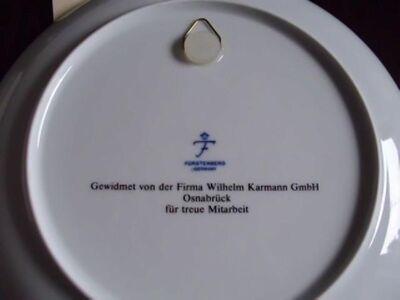 KARMANN   Wandteller - Osnabrück