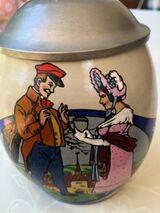 Vintage Jugendstil Bierkrug Merkelbach?
