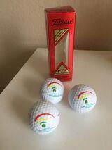 Golfbälle Titleist PTS Wound 90