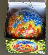 Weihnachtskugel-Puzzle, 60 Teile