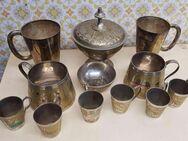 Trinkbecherset Schale Kelch 12-teilig Deko Antik Orient - Kaufbeuren