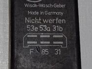 BMW 02 E10 Relais Wisch-Wasch- Geber  Hella 96/16-9 12V Steuergerät  Oldtimer - Spraitbach