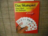 DAS SKATSPIEL - Eine Fibel für Anfänger v. Karl Lehnhoff. Taschenbuch 1995 - Rosenheim