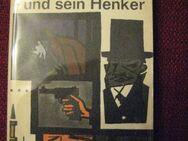 """Spannender Kriminalroman """"Der Richter und sein Henker"""" von Friedrich Dürrenmatt, RORORO Verlag, stammt 1983, 117 Seiten, ISBN: 3499101505, zum Schutz für weiteren Gebrauch schon eingebunden, sehr guter Zustand, 3,- € - Unterleinleiter"""